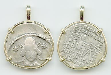 custom coin bezel